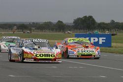 Lionel Ugalde, Ugalde Competicion Ford, Jonatan Castellano, Castellano Power Team Dodge