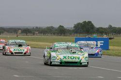 Emiliano Spataro, UR Racing Dodge, Matias Rodriguez, UR Racing Dodge, Norberto Fontana, Laboritto Jr