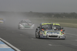 Diego De Carlo, JC Competicion, Chevrolet, und Gaston Mazzacane, Coiro Dole Racing, Chevrolet