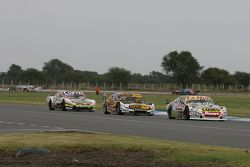 Sergio Alaux, Coiro Dole 雪佛兰车队, Leonel Pernia, Las Toscas 雪佛兰车队, Juan Marcos Angelini, UR道奇车队