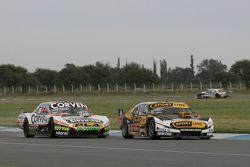 Leonel Pernia, Las Toscas 雪佛兰车队;Juan Marcos Angelini, UR道奇车队