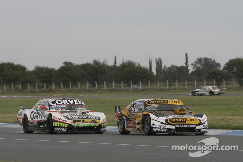 Leonel Pernia, Las Toscas Racing, Chevrolet, und Juan Marcos Angelini, UR Racing, Dodge