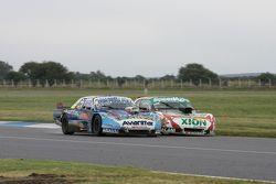 Martin Ponte, RUS Nero53 Racing Dodge, Norberto Fontana, Laboritto Jrs Torino