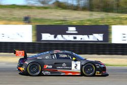 #2 Belgian Audi Club Team WRT Audi R8 LMS Ultra : Christopher Mies, Enzo Ide