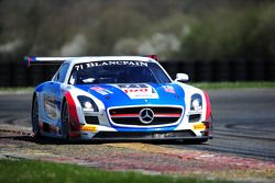 #71 GT Russian Team Mercedes SLS AMG GT3: Алексей Васильев, Кристоф Бушю