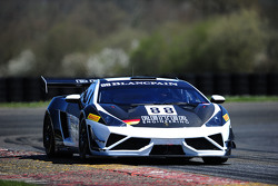 #88 Reiter Engineering Lamborghini Gallardo LP560-4R-EX : Albert von Thurn und Taxis, Nicky Catsburg
