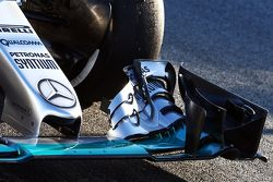 Mercedes AMG F1 W06 front wing