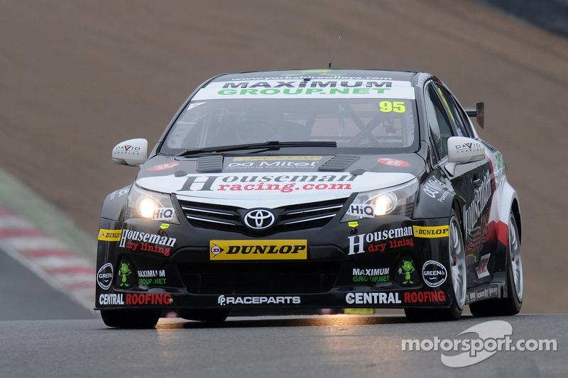 Stewart Lines, Houseman Racing