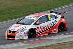 Gordon Shedden, 本田Yuasa车队