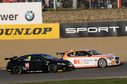 Andy Priaulx, Team IHG Rewards Club en Aron Smith, Team BMR