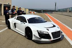 Valentin Simonet, Pierre Sancinena, Romain Monti, Sainteloc Racing