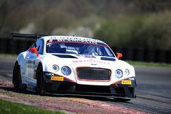 #83 宾利车队HTP,宾利大陆GT3: Olivier Lombard, Jules Szymkowiak