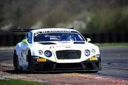 #84 Bentley Team HTP, Bentley Continental GT3: Vincent Abril, Maximilian Buhk