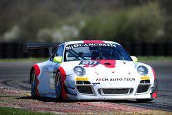 #911 Fach Auto Tech, Porsche 997 GT3 R: Marcel Wagner, Martin Ragginger