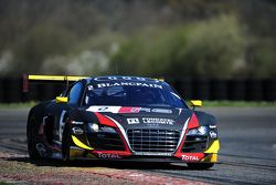 #2 Belgian Audi Club Team WRT Audi R8 LMS Ultra: Christopher Mies, Enzo Ide