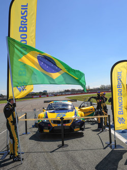 #0 BMW Sports Trophy Team Brasil, BMW Z4: Ricardo Sperafico, Rodrigo Sperafico