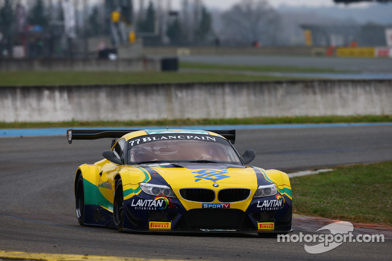 #0 BMW Sports Trophy Team Brasil BMW Z4: Ricardo Sperafico, Rodrigo Sperafico