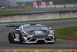 #88 Reiter Ingenieuring, Lamborghini Gallardo LP560-4R-EX: Albert von Thurn und Taxis, Nicky Catsbur