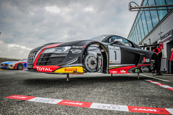 #1 Belgian Audi Club Team WRT Audi R8 LMS Ultra: Robin Frijns, Laurens Vanthoor