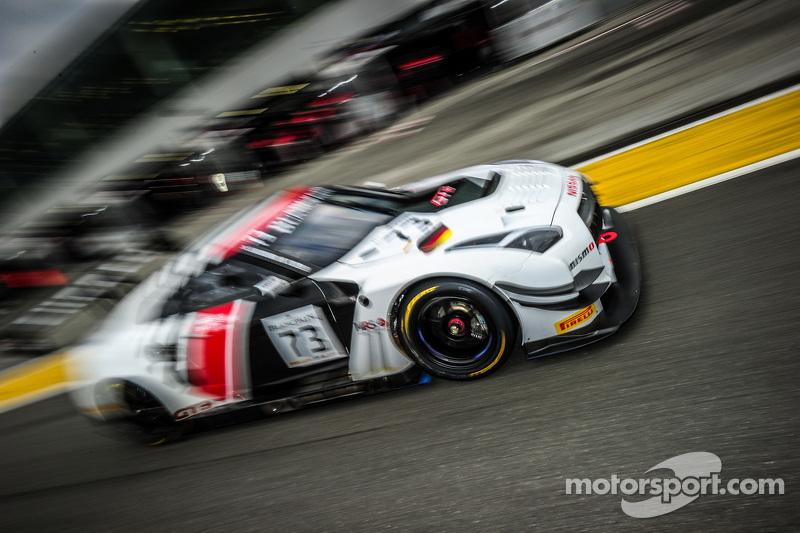 #73 MRS GT Racing,尼桑GT-R Nismo GT3: Sean Walkinshaw, Craig Dolby