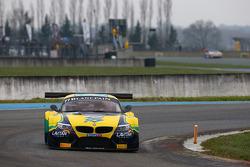 #77 BMW Sports Trophy Team Brasil BMW Z4: Maxime Martin, Dirk Muller