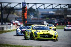 #70 俄罗斯GT车队, 梅赛德斯SLS AMG GT3: Bernd Schneider, Alexei Karachev