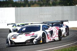 #54 Attempto Racing,迈凯伦 650 S GT3: Philipp Wlazik, Yoshiharu Mori