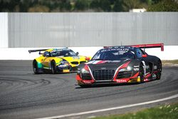 #3 Belgian Audi Club Team WRT, Audi R8 LMS Ultra: Stephane Richelmi, Stephane Ortelli