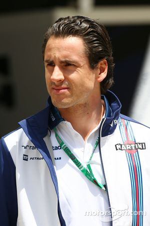 Adrian Sutil, Williams Reserve Driver