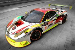 Clearwater Racing Ferrari, Design