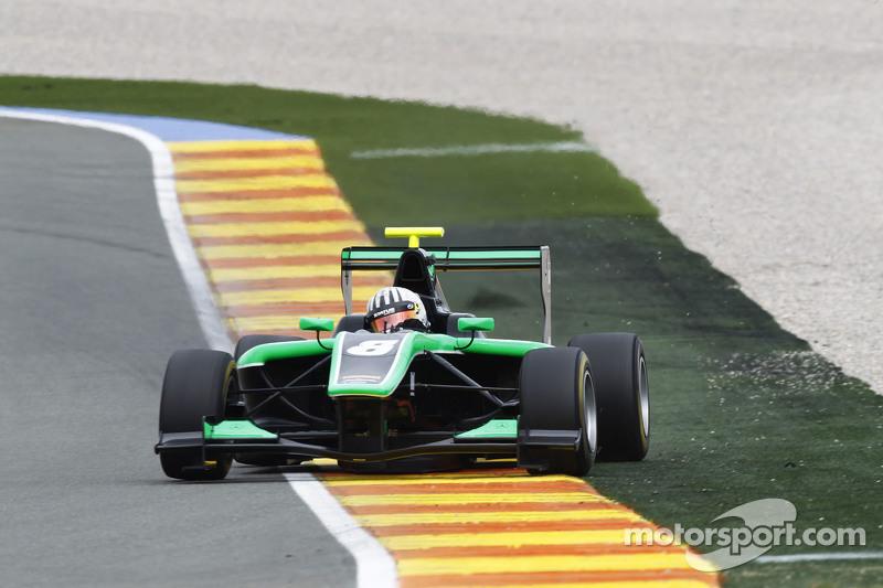 Alex Fontana Status Grand Prix
