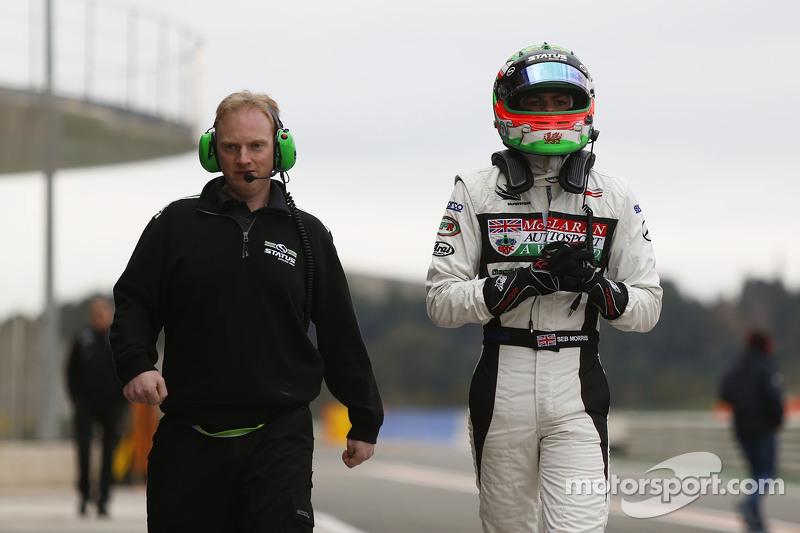 Seb Morris Status Grand Prix