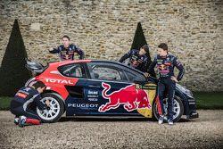 2016 Peugeot 208 Rallycross