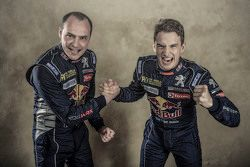 Davy Jeanney and Timmy Hansen