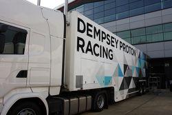 Dempsey Proton Racing Truck