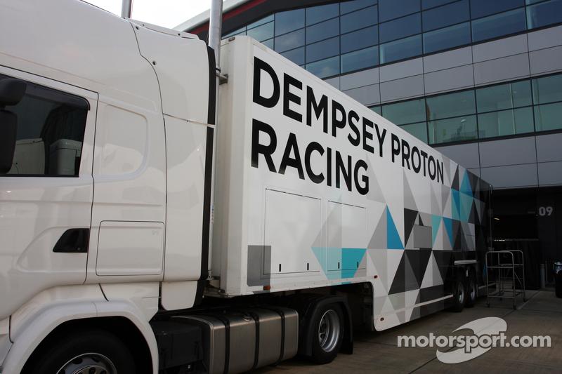 Cámion Dempsey Proton Racing