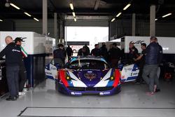 #72 SMP RacingMFerrari F458 Italia : Victor Shaytar, Andrea Bertolini, Alexey Basov