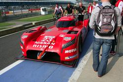 Nissan LMP1 Car