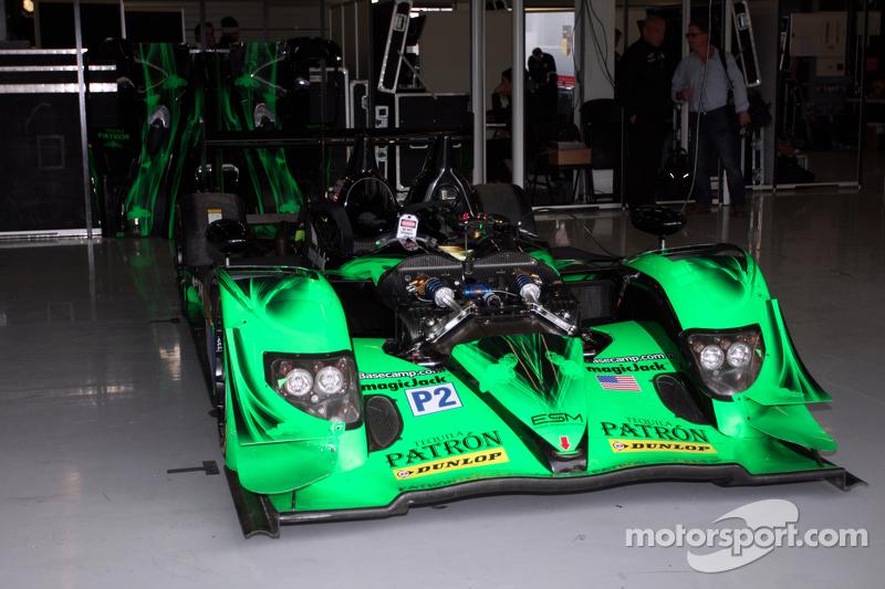 #31 Extreme Speed Motorsports, HPD ARX 03B - HPD: Ed Brown, David Brabham, Jon Fogarty