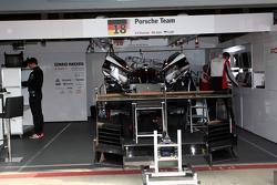 #18 Porsche Team Porsche 919 Hybrid : Romain Dumas, Neel Jani, Marc Lieb