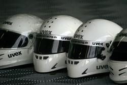 Pit Crew Helmets