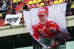 Plakate für Kimi Räikkönen, Ferrari