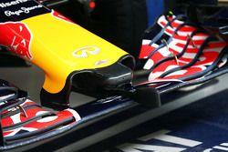 Переднее антикрыло Red Bull Racing RB11 Даниила Квята