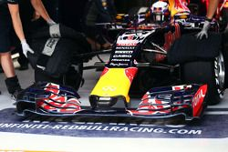 Daniel Ricciardo, Red Bull Racing RB11 - alerón delantero