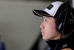 Эддерли Фонг, Lotus F1 Team