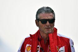 Маурицио Арривабене, Ferrari Team Principal