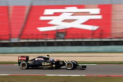 Джолион Палмер, тестовый и резервный пилот Lotus F1 Team