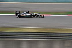 Нико Хюлькенберг, Sahara Force India F1 VJM08