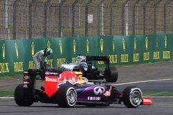 Williams FW37 Фелипе Массы после аварии