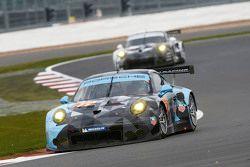 #77 Proton Competition Porsche 911 GT3 RSR : Patrick Dempsey, Patrick Long, Marco Seefried